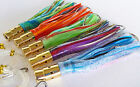 5 x KINGFISH Jets. Awesome Kingie / Tuna Lures. Rigged with Stainless Hooks