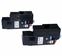 2PK New Compatible 106R01630 BK Toner for Xerox Phaser 6000 6010 Workcenter 6015