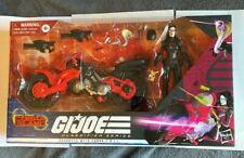 GI JOE CLASSIFIED SERIES TARGET COBRA ISLAND BARONESS WITH COBRA C.O.I.L.