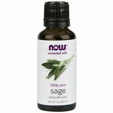 Sage Oil 1 OZ  by Now Foods