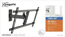 "VOGELS WALL Series 3325 Full Motion 40-65"" TV Bracket Mount - 30kgs - RRP £160"