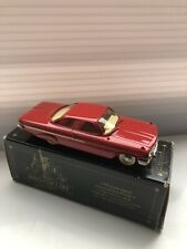 Brookline Models BRK .44 1961 Chevrolet Impala Sports Coupe .