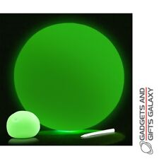 SQUISHY BALL INFLATABLE GLOW IN THE DARK BALLOON BALL Toys gifts games & gadgets