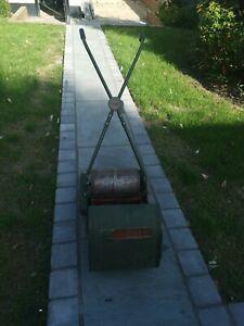 Webb vintage Push Lawnmower.  Good condition.
