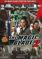 Magic Blade 2  - Hong Kong RARE Kung Fu Martial Arts Action movie - NEW DVD