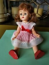 Early 50S vintage cosmopolitan ginger doll Jackson Heights New York