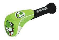 Super Mario Bros Yoshi Golf Club Fairway Wood Headcover From Japan