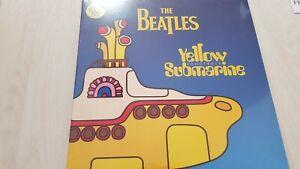 THE BEATLES - YELLOW SUBMARINE SONGTRACK (LP SIGILLATO RISTAMPA APPLE 1999)