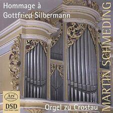 Martin Schmeding - Hommage a Gottfried Silbermann [New SACD]