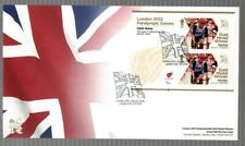 GB 2012 LONDON PARALYMPIC GAMES FDC - SARAH STOREY - WOMEN'S CYCLING ROAD
