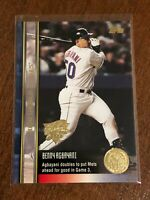 2000 World Series Topps Baseball Base Card #90 - Benny Agbayani - New York Mets
