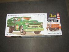 Revell 1955 Chevrolet 2-Ton Truck Plastic Model Kit, 1/48 Scale