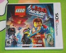 LEGO Movie Videogame (Nintendo 3DS, 2014) BRAND NEW IN THE BOX