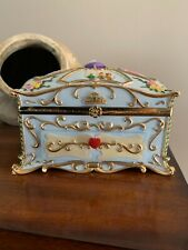 Disney Deluxe Cinderella Jewelry music box -Rare