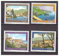 S17898) Italy MNH 1987 Tourist 4v