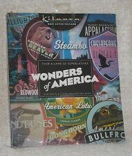 USPS Commemorative WONDERS OF AMERICA Stamp Book  Unopened