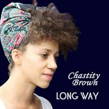 Chastity Brown - Long Way (NEW CD)