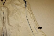 rip curl white snow pants size 10 in good condition.