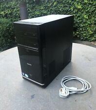Medion PC Dual-screen compatible 8GB RAM, 500GB HD Windows 10 pre-installed