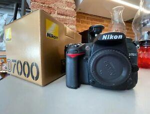NIKON D7000 DSLR DIGITAL (Body Only)