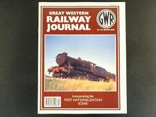 GREAT WESTERN RAILWAY JOURNAL NO 53 WINTER 2005 (LOOK)