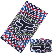 Fox Bandana Face Shield Mask FIshing Headwear Biker Neck Tube Scarf Skull Head