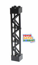 *NEW* LEGO Lattice Tower 2x2x10 with Cross Pillar Bridge City Creator Building