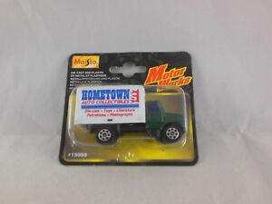 Maisto 15099 International Utility Box Van Hometown Auto Collectibles Carded