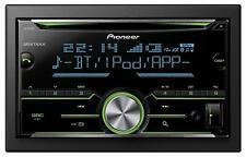 Pioneer FH-X730BT Doppel-DIN CD/MP3-Autoradio Bluetooth USB iPod AUX-IN