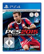 PES 2015 Day 1 Edition + USATO ps4 gioco - #2000