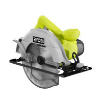 "Ryobi 13 Amp 7-1/4"" Circular Saw Green CSB125 Reconditioned"
