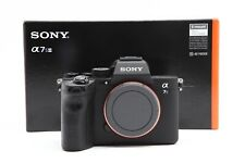 Mint Sony Alpha a7S III Mirrorless Digital Camera (Body Only) with Box #31955