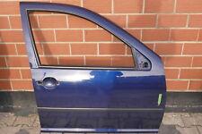 VW Golf 4 Bora Tür vorne rechts Beifahrertür 4/5-Türer+ Kombi Avant blau LB5N