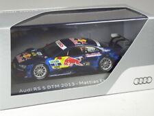 Spark Minimax Audi RS 5 DTM 2013 Red Bull # 11 Matthias Ekström in 1:43 in OVP