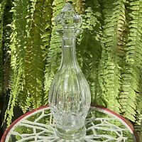 """Waterford Kildare Crystal Decanter With Stopper 900ML/.9L Height 13.5"""""""
