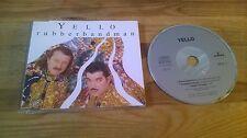 CD Pop Yello - Rubberbandman (3 Song) MCD MERCURY PHONOGRAM sc
