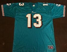 Vintage NFL Miami Dolphins Dan Marino Logo Athletic Football Jersey
