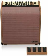 TC Helicon Harmony V100 100 Watt 2-Channel Acoustic Amplifier with Vocal Process