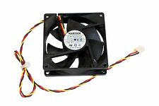 3pin 12V 80x10mm 80MMx10MM Brushless DC PC Computer Cabinet Case Cooling Fan