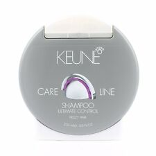KEUNE CARE LINE ULTIMATE CONTROL SHAMPOO 8.5 OZ FRIZZY HAIR
