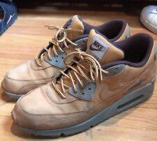 Nike Air Max 90 Winter PRM Wheat Bronze Brown Premium Men Size 11