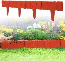 Imitation Stone Fence Gardening DIY Decorative Garden Landscape Cobbled Stone