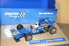 Slot SCX Scalextric 6178 Tyrrell-Ford 001 F1 Vintage Edition - Limited Ed.