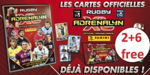Panini Adrenalyn XL Rugby 2020/2021 Base Cards 2-198 2+6 Free 20/21