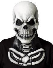 Altillo Vinilo Calavera de la Muerte Halloween Máscara con en el Pecho Pieza