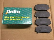 New Delta 763-D76 Organic Disc Brake Pad Pads