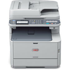Oki MC562dnw A4 Duplex Wireless Colour Laser Multifunction Printer MC562w MC562