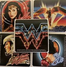 20 Wonder Woman 1984 STICKERS Party Favors Supplies Birthday Treat Loot Bags