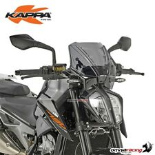 Bulle Kappa fumé 25x31cm pour KTM Duke 790 2018>