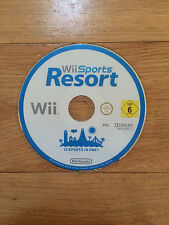Wii Sports Resort for Nintendo Wii *Disc Only*